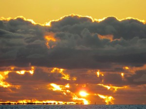 Sunset Fremantle