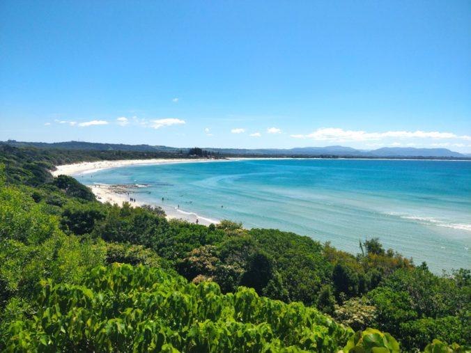 Beautiful Byron Bay Beach